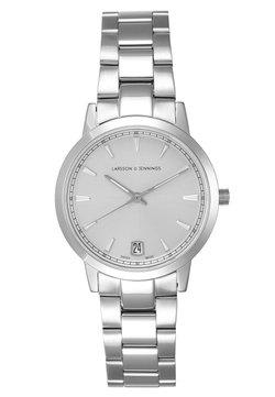 Larsson & Jennings - VELO - Uhr - silver-coloured/white