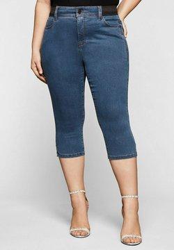 Sheego - Jeans Skinny Fit - blue denim