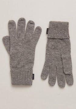 Superdry - HERITAGE - Fingerhandschuh - light grey marl