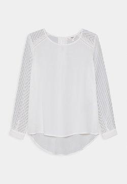 Object Petite - OBJZOE TOP PETIT - Blusa - white