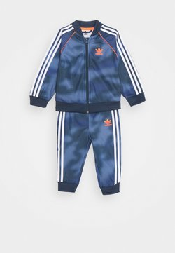 adidas Originals - SET UNISEX - Verryttelypuku - blue