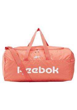 Reebok - ACTIVE CORE ELEMENTS TRAINING DUFFEL - Sporttasche - orange