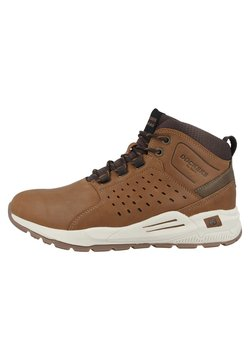 Dockers by Gerli - Sneakers hoog - cognac