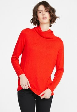 PETER HAHN - TAMARA - Strickpullover - red