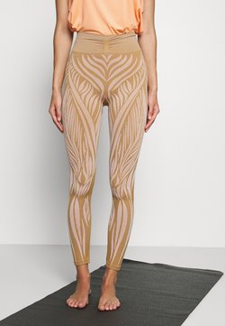Yogasearcher - WILD - Tights - curry