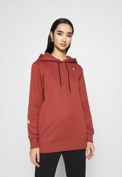 G-Star - GRAPHIC BF HDD SW WMN L\S - Sweatshirt - cinnamon red