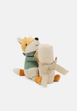 Jellycat - LITTLE RAMBLER FOX SOOTHER UNISEX - Peluche - cream