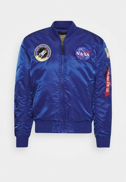 Alpha Industries - NASA - Blouson Bomber - nasa blue