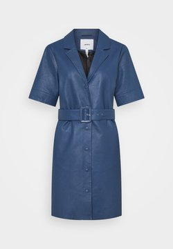 Object - OBJZARIA DRESS  - Vestido camisero - ensign blue