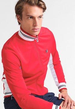 Fila - OLE FUNCTIONAL - Treningsjakke - red/white