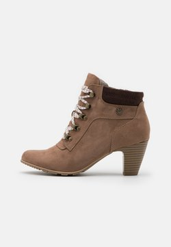s.Oliver - Ankle Boot - pepper