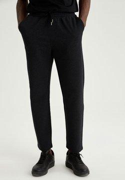 DeFacto - Pantalon de survêtement - anthracite
