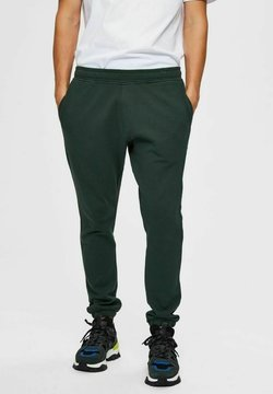 Selected Homme - SLHCREW  - Jogginghose - sycamore