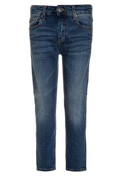 Tommy Hilfiger - BOYS SCANTON  - Slim fit jeans - light blue