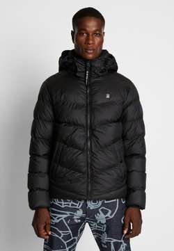 G-Star - WHISTLER PUFFER - Winterjacke - dark black