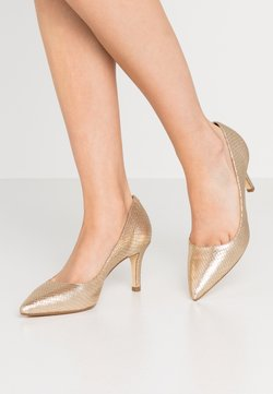 Dune London - ANDINA - Pumps - gold