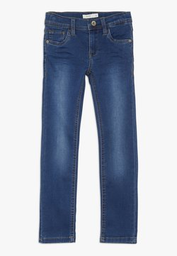 Name it - NKMTHEO PANT - Jeans Slim Fit - dark blue denim