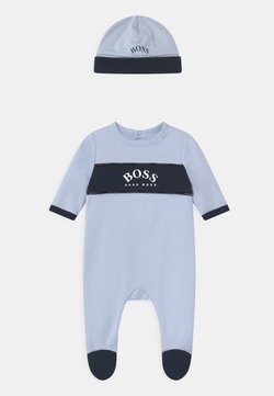 BOSS Kidswear - SET - Mütze - pale blue