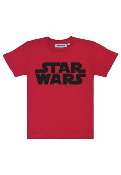 Fabric Flavours - STAR WARS LOGO TEE - T-Shirt print - red