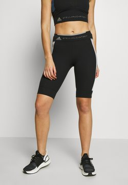 adidas by Stella McCartney - RUN  - Tights - black/grey/white