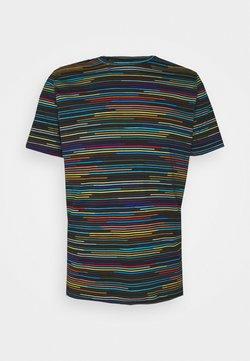 PS Paul Smith - MENS CHAMP STRIPE - T-Shirt print - multi