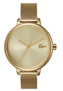 Lacoste - CANNES - Montre - gold