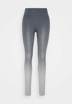 South Beach - SEAMLESS OMBRE LEGGINGS - Medias - ombre blue