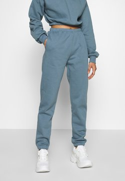 Nly by Nelly - COZY PANTS - Jogginghose - blue