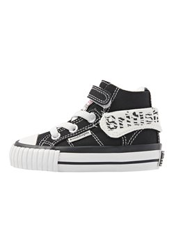 British Knights - Sneaker high - black/zebra
