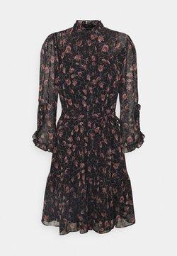 Bruuns Bazaar - ALCEA MARY DRESS - Blusenkleid - black