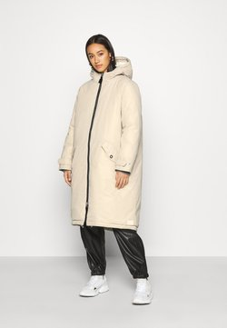 Scotch & Soda - OVERSIZED LONGER LENGTH JACKET - Parka - icy white