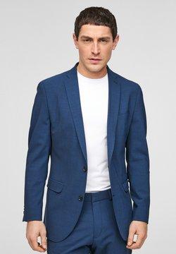 s.Oliver BLACK LABEL - SLIM FIT - Veste de costume - blue