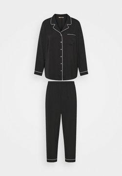 Anna Field - AMANDA LONG PJ SET  - Pyjama - black