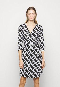 Diane von Furstenberg - NEW JULIAN TWO - Jerseykleid - black/white
