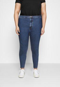Even&Odd Curvy - JEGGING - Jeans Skinny - blue denim