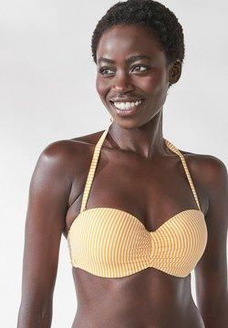 Next - PINK ANIMAL  - Bikini-Top - yellow