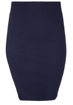 DORIS STREICH - Bleistiftrock - dark blue