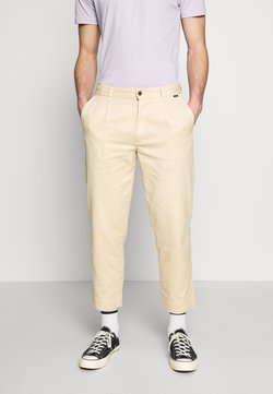 Afends - DAY OFF PANT - Chino - dirty beige