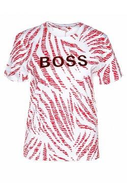 BOSS - T-Shirt print - multi-coloured