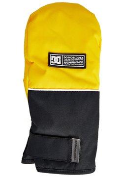 DC Shoes - Fäustling - lemon chrome