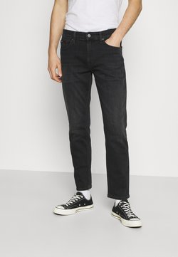 Tommy Jeans - RYAN REGULAR STRAIGHT - Slim fit -farkut - denim black