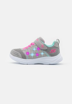 Skechers - GLIMMER KICKS - Sneaker low - gray