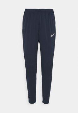 Nike Performance - PANT - Pantaloni sportivi - obsidian/white