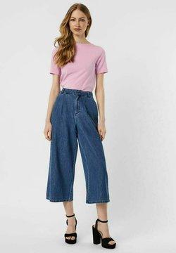 Vero Moda - Jeans a zampa - medium blue denim