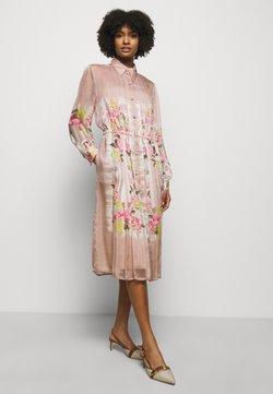 Alberta Ferretti - DRESS - Shirt dress - pink