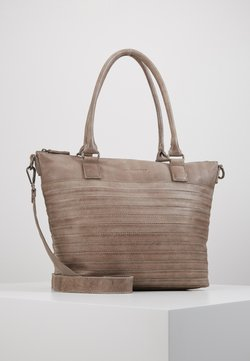 FREDsBRUDER - Shopping Bag - light grey