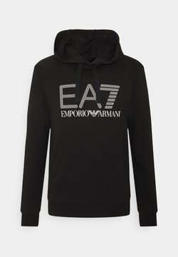 EA7 Emporio Armani - Felpa - black