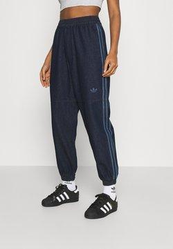 adidas Originals - JAPONA - Spodnie treningowe - indigo