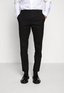 HUGO - HELDOR - Pantalon - black
