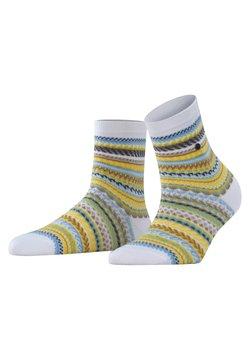 Burlington - Socken - white
